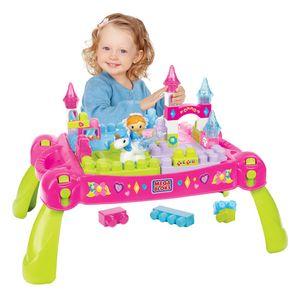 First Builders Lil' Princess - Märchen-Bautisch