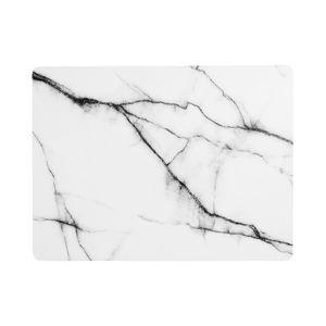 BUTLERS RETRO WAVE 6x Tischset Marmor-Optik