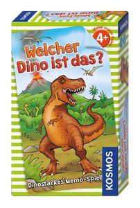 Kosmos Spiele - Welcher Dino ist das?