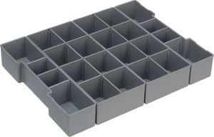 Einteilungsset 2x Box U3 grau, 2x Box K3 f. L-BOXX 4000871539 inkl. Trennwände