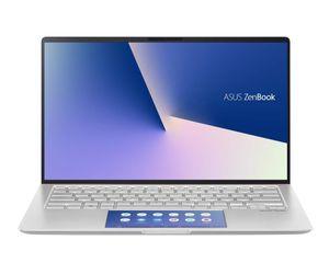 ASUS ZenBook 14 silber 35,6cm (14 Zoll) i5-10210U 8GB 512GB W10