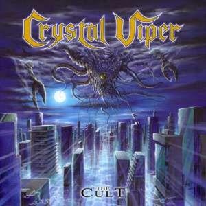 The Cult - Crystal Viper -   - (CD / Titel: Q-Z)