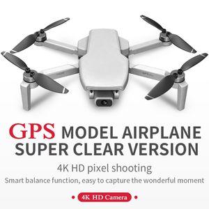 L108 GPS Drohne 4K HD Kamera 5G WiFi bürstenloser Motor FPV Drohne Flug 25 min