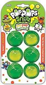 Poppops Pets Deluxe Pack GRÜN 6er Pack
