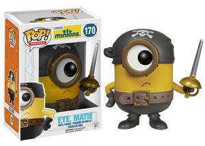 POP - Minions Movie: Eye, Matie