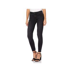 Comma Freizeithosen Damen Hose 7/8 Größe 40/REG, Farbe: 99Z9 black stre