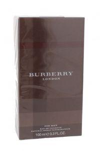 Burberry London for Men - Man 100 ml Eau de Toilette EDT Herren Duft Für Ihn NEU