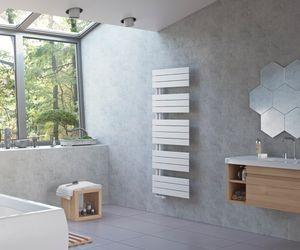XIMAX Badheizkörper Einseitig Offen Handtuchwärmer offen P2-OPEN Handtuchheizung Weiss Höhe 745 mm, Breite 500 mm 372 Watt