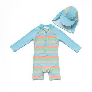 Bonverano Jungen Badeanzug UV Schutz UPF 50+ 24-36 Monate