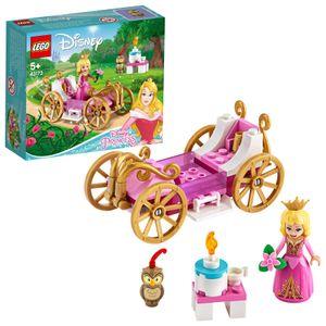 LEGO® Disney Princess Auroras königliche Kutsche, 43173