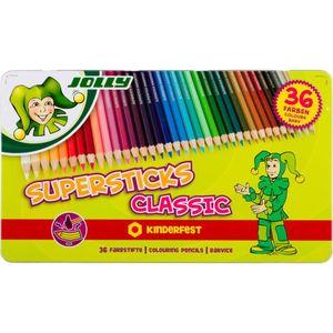 JOLLY, Farbstifte, Superstick CLASSIC