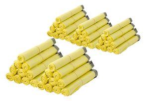 50 Rollen gelbe Säcke 650 Stück