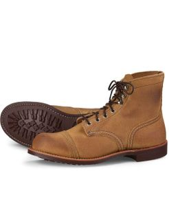 Red Wing Herren Leather- Iron Ranger Boots 8083