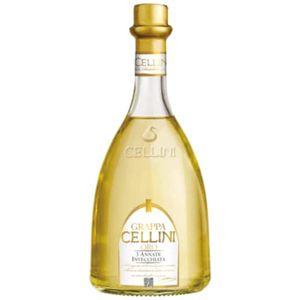 Cellini Oro Grappa 0,7l, alc. 38Vol.-%, Grappa Italien