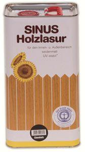 Sinus Holzlasur Innen- & Außen 5 Liter - Anthrazit