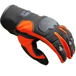 PROANTI Motocrosshandschuhe Motocross Enduro Quad Handschuhe - Größe L
