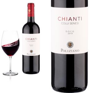 2019 Chianti Colli Senesi Poliziano - Rotwein