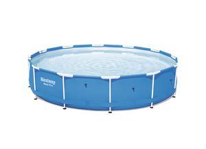 Bestway Schwimmbecken Steel Pro™ Framepool   366 x 76 cm  Swimmingpool Schwimmbad Planschbecken