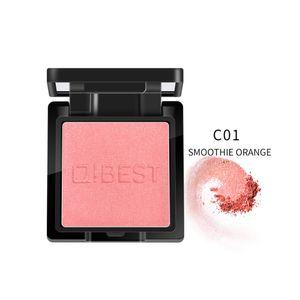 Gepresste Wange Rouge Puder Make-up-Tool Textmarker Frauen Gesicht erröten Kosmetik A. WTX80907482A