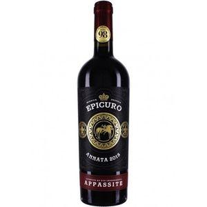 Epicuro - Appassite Rosso Passito intensive reife Beerenaromen 750ml