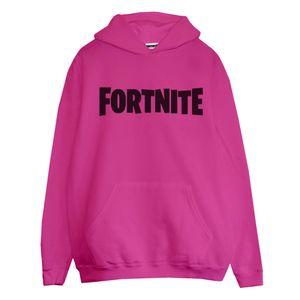 Fortnite - Kapuzenpullover für Damen PG548 (XL) (Pink)