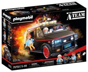 PLAYMOBIL Movie Cars 70750 The A-Team Van