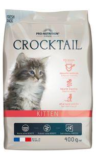 Pro Nutrition - Crocktail KITTEN - 400 gr