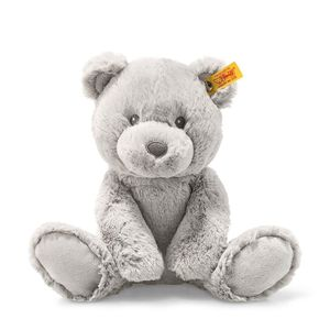 Steiff 241543 Teddybär Bearzy grau 28 cm Plüschteddybär