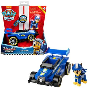 Spin Master 6058584 Race &Go Deluxe Vehicle Chase