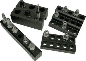 Werkzeugträger SK50 a.PP kompakt 6er B.390xT.260xH.150mm