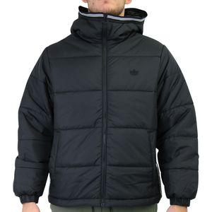 adidas Originals Puffer Winterjacke Herren Schwarz (GE1291) Größe: M (48-50)