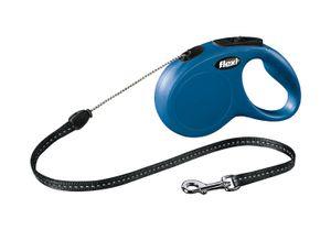 flexi New Classic S Seil 5 m blau