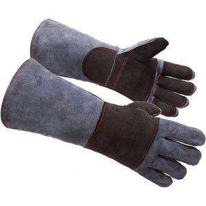 Tierhandhabungshandschuhe Bissfest - Beste bissbest?ndige Handschuhe zur Verhinderung von Tierbissen - Ideale bissfeste Handschuhe zum Trainieren von Katzen, Hunden, V?geln und Reptilien