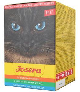Josera Multipack Filet 3VE  6 x 70g