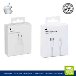 Original Apple iPhone 11 20w Ladegerät + 1m Ladekabel