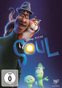 Soul (DVD) Min: 96DD5.1WS - Walt Disney  - (DVD Video / Animationsfilm)