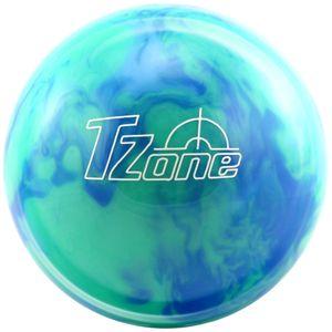 Bowling Ball Brunswick TZone Caribbean Blue, Bowlingkugel 8 lbs