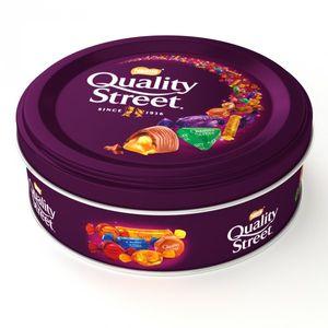Nestle Quality Street 480g Metalldose, Schokolade, Praline