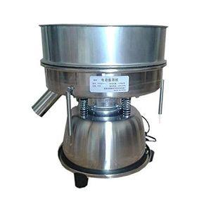Elektrische automatische Mehlsiebschüttler-Vibrationssiebmaschine für Granulatpulverkorn