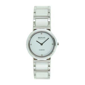 Bering Damen Uhr Armbanduhr Slim Ceramic - 10729-901