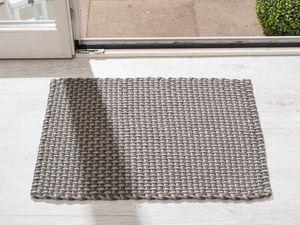 Pad Fußmatte POOL Grau / Beige 52x72 cm