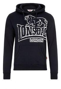 Lonsdale London Herren Oberteile / Hoody Tadley schwarz XL