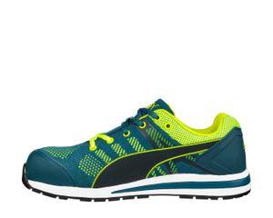 Puma Elevate Knit Low S1P 643170, Farbe:blau, Schuhgröße:45 (UK 10.5)