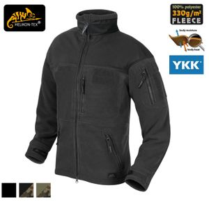 Helikon-Tex Polish INFANTRY Jacke Fleece Army Black M