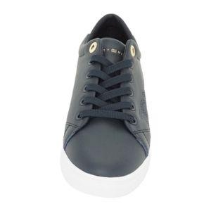 Tommy Hilfiger TH ICONIC CUPSOLE SNEAKER Damen Sneaker in Blau, Größe 39