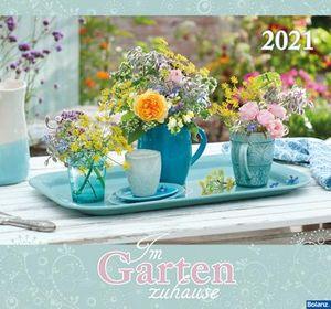 Im Garten zuhause 2021