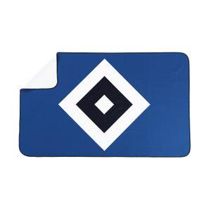 HSV Sporthandtuch Sport Fitness Badetuch Handtuch Hamburger Sportverein 80x130