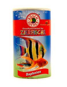Rosenlöcher Daphnien - Wasserflöhe - 40g - Einzelfuttermittel für Zierfische