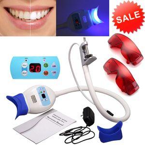Pro Zahnaufhellung Zahnweiß Dental Teeth Light Bleaching Lampe Zähne Weiss Set