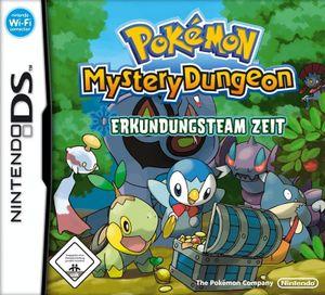 Pokemon Mystery Dungeon:  Erkundungsteam Zeit